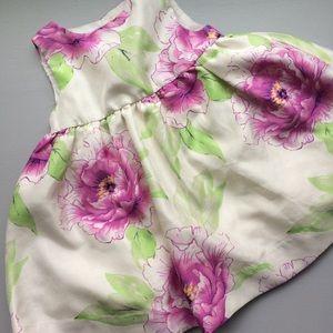 Fancy Peonie Dress